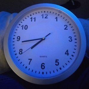 Safe wall clock